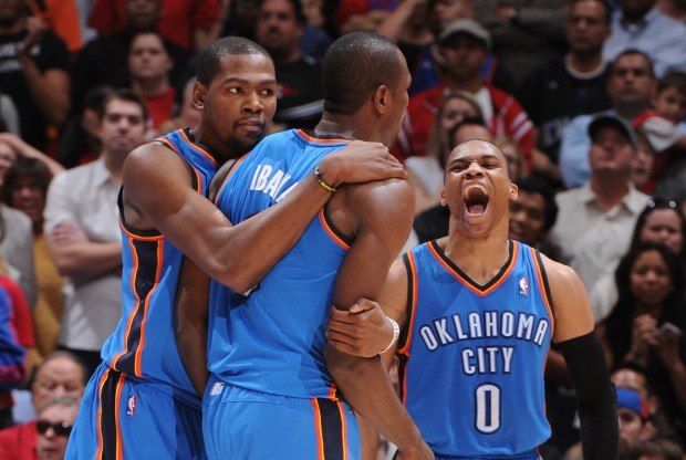 Oklahoma City Thunder./ Getty Images