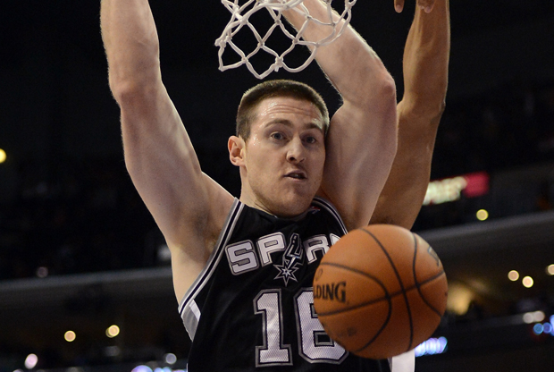 Aron Baynes./ Getty Images