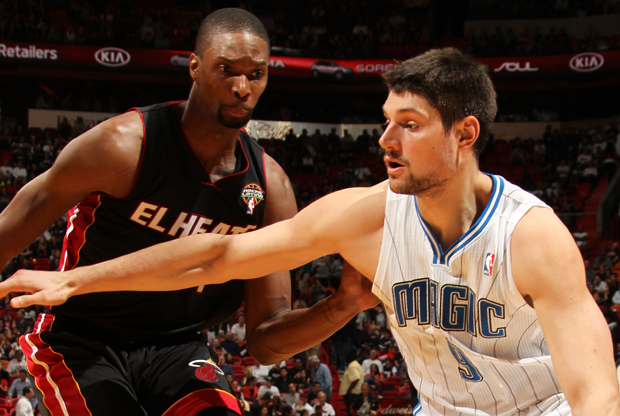 Nikola Vucevic./ Getty Images