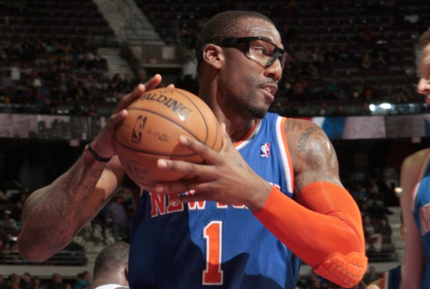 Amar'e Stopudemire./ Getty Images