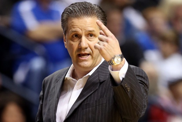 John Calipari./ Getty Images