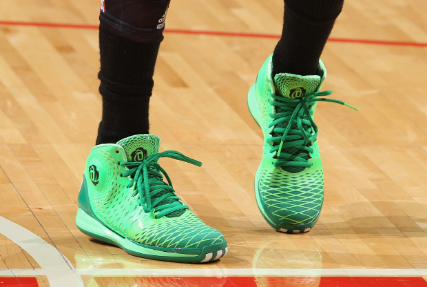 Adidas – adiZero Rose 3.5 'St. Patrick's Day'