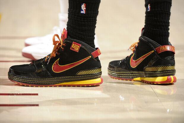 Nike - LeBron VI 'Fairfax'