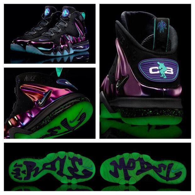 Nike - Barkley Posite Max 'Eggplant'