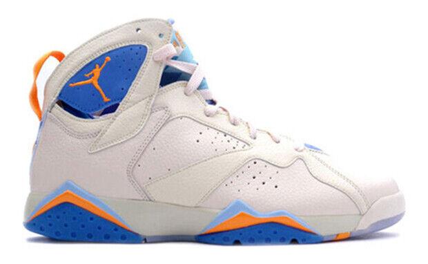 Jordan - 7 'Pacific Blue'