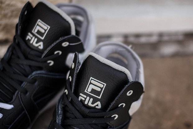 Fila - The Cage 'Black/White'