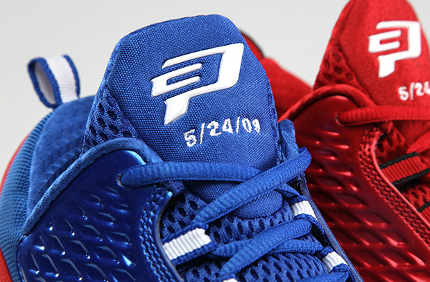 Jordan - CP3 VI 'AE Sport Red/White/Royal'