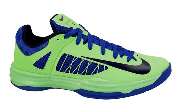 Nike – Hyperdunk 2012 Low 'Poison Green/Blackened Blue-Hyper Blue'