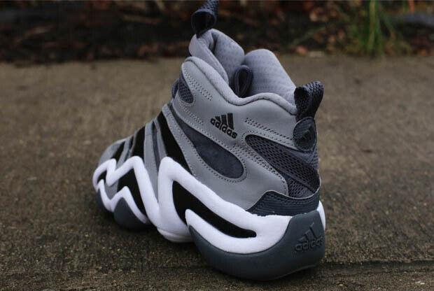 Adidas - Crazy 8 'Grey/Black/White'