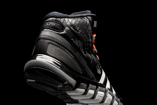 Adidas – Crazyquick 'Black/Lead'