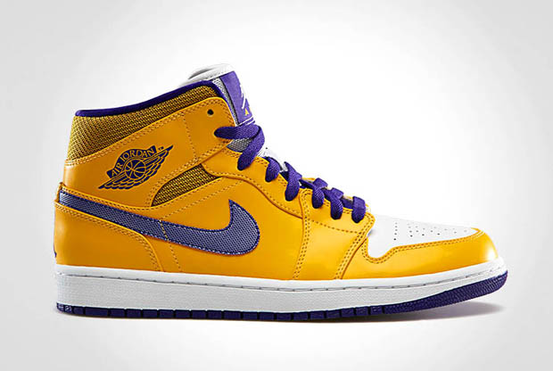 Air Jordan - I 'Los Angeles Lakers - Away'