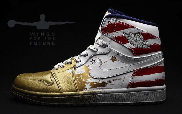 Jordan - I 'Wings For The Future'
