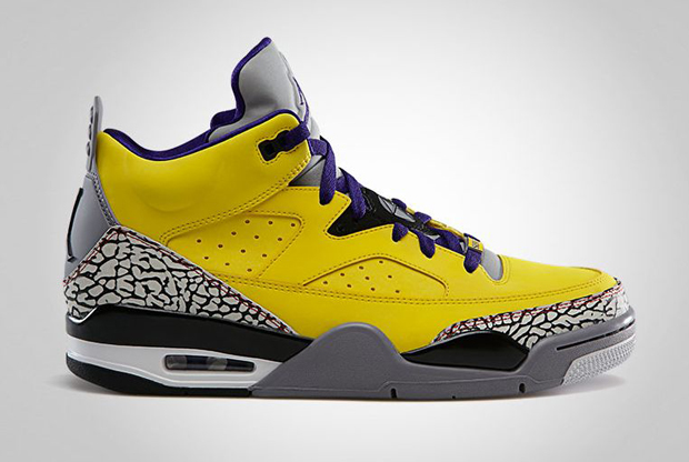 Air Jordan - Son of Mars 'Yellow'