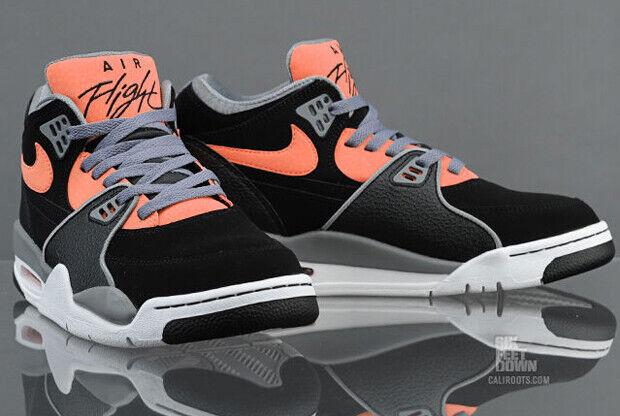 Nike - Air Flight '89 - Bright Citrus'