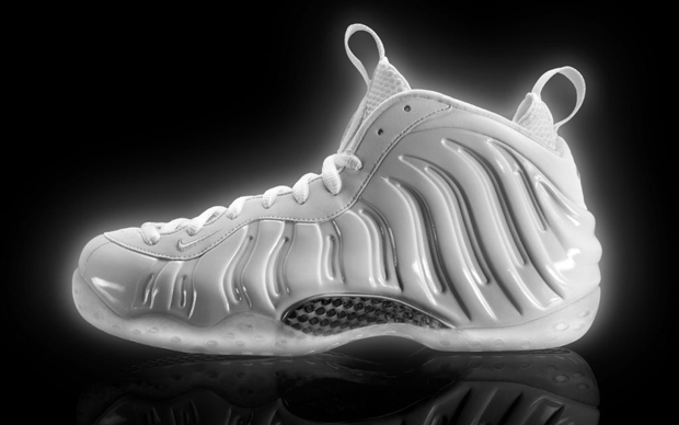 Nike – Air Foamposite One 'White'