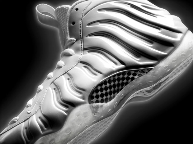 Nike – Air Foamposite One 'White'