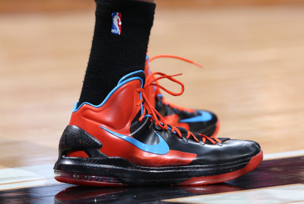 Nike - KD V 'OKC Away/Alternate'