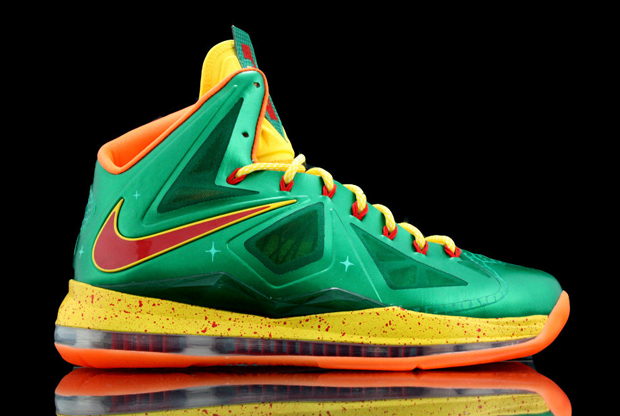 Nike - LeBron X 'Price Is Right'