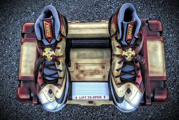 Nike - LeBron X 'Ironman 3'