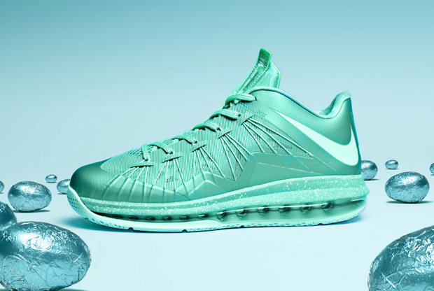 Nike - LeBron X Low
