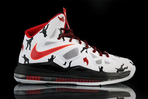 Nike - LeBron X 'Tommy Boy'