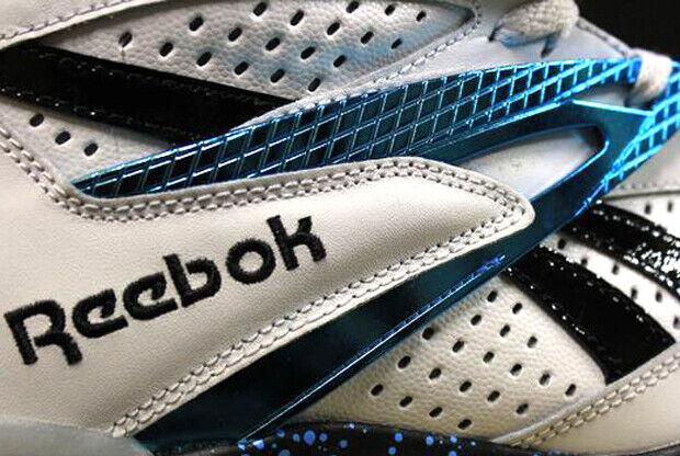 Reebok - Scrimmage 'White/Metallic Blue'