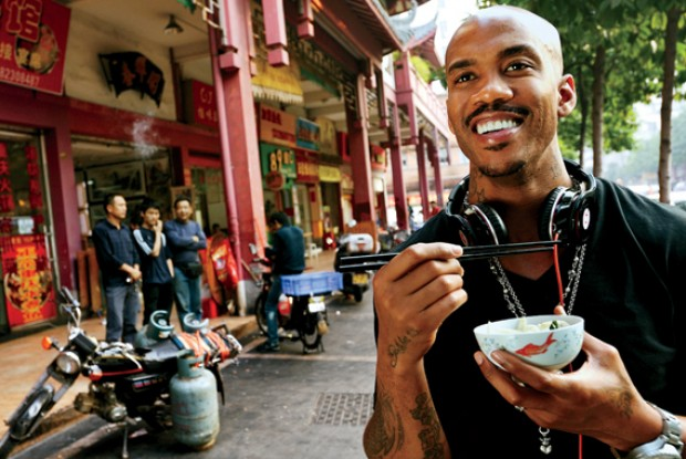 Stephon Marbury./ GQ