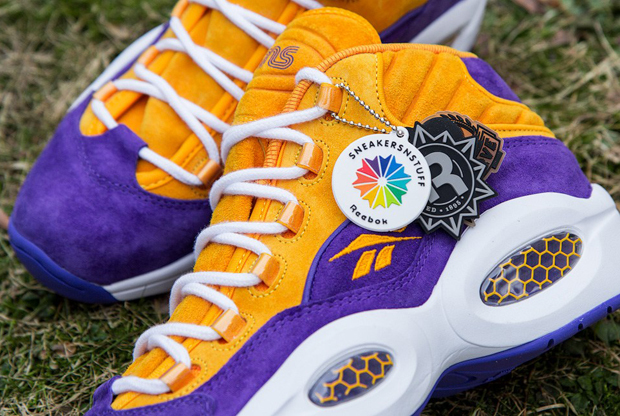 Reebok - Question 'The Crocus'