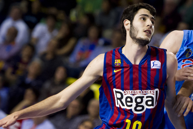 Álex Abrines./ ACB MEDIA