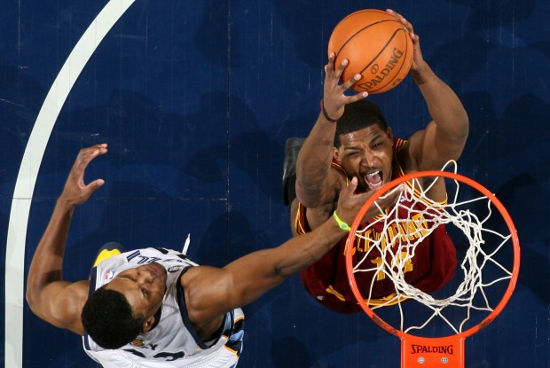 Tristan Thompson./ Getty Images