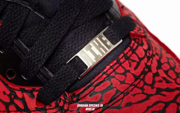 Jordan - Spizike 'iD'