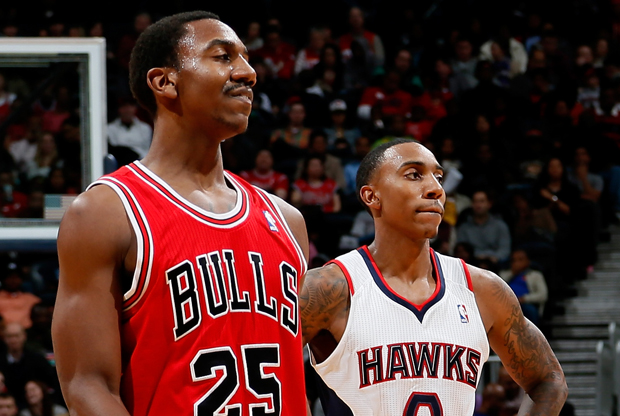 Marquis Teague y Jeff Teague./ Getty Images