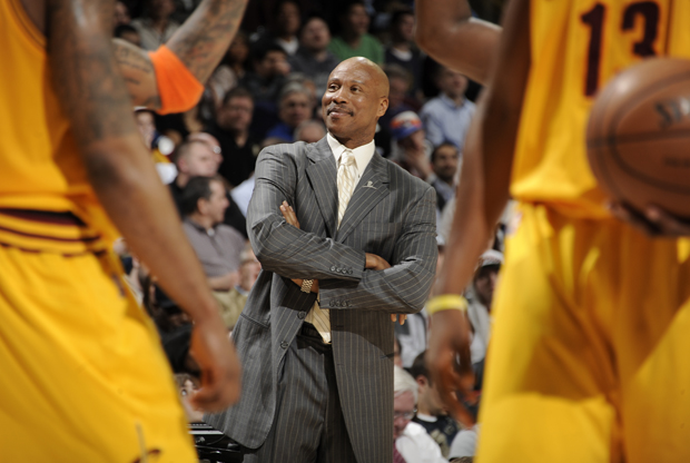 Byron Scott./ Getty Images