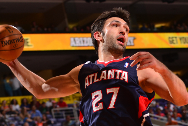 Zaza Pachulia./ Getty Images
