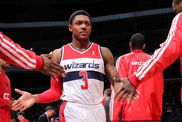 Bradley Beal./ Getty Images