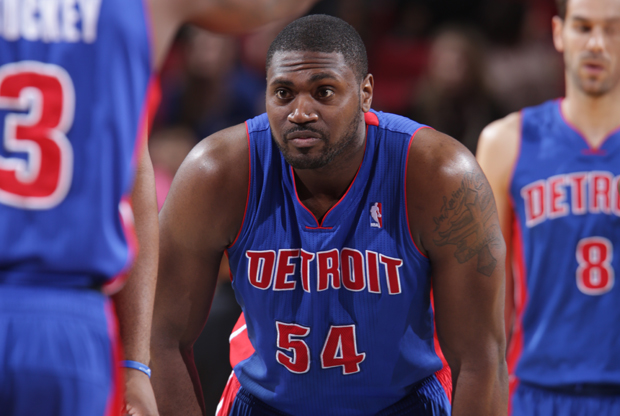 Jason Maxiell./ Getty Images
