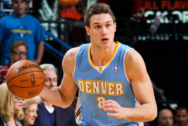 Danilo Gallinari./ Getty Images