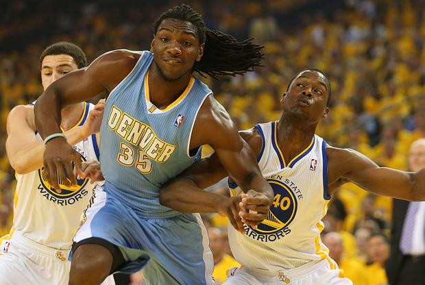 Kenneth Faried./ Getty Images