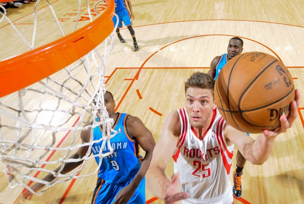 Chandlers Parsons./ Getty Images