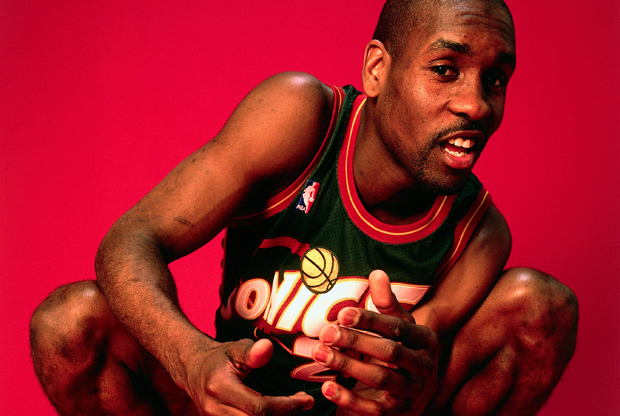 Gary Payton./ Getty Images