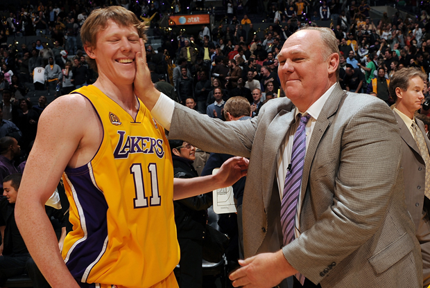 Coby Karl y George Karl./ Getty Images