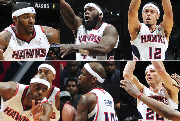 Atlanta Hawks./ Getty Images