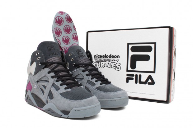 Fila - The Cage 'Ninja Turtles'