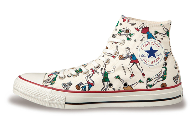 Converse - Chuck Taylor All-Stars 'Basketball Players Tribute'