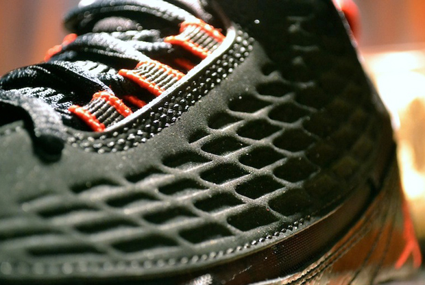 Jordan - CP3 VI 'AE - Black/Gym Red-Cement Grey'