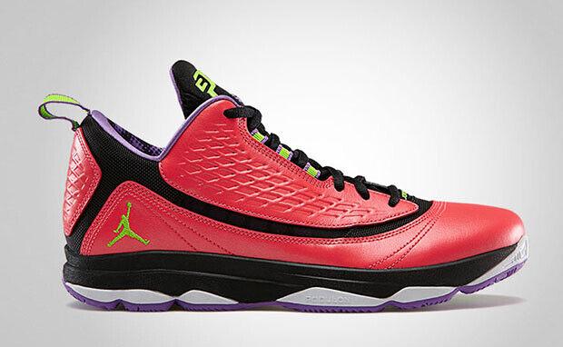 Jordan – CP3 VI 'AE Sport Crimson/Green'