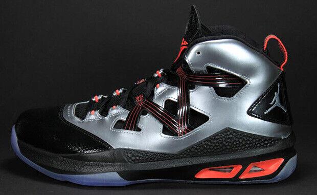 Jordan - Melo M9 'Black/Silver/Crimson'