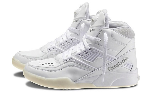 Reebok – Pump 'Bright White'
