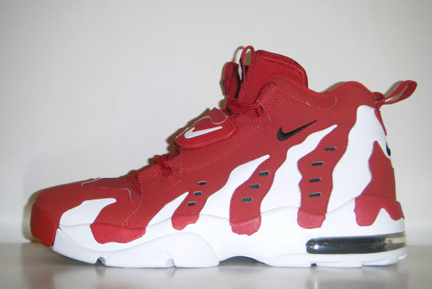 Nike - Air DT Max '96 'Red/White'