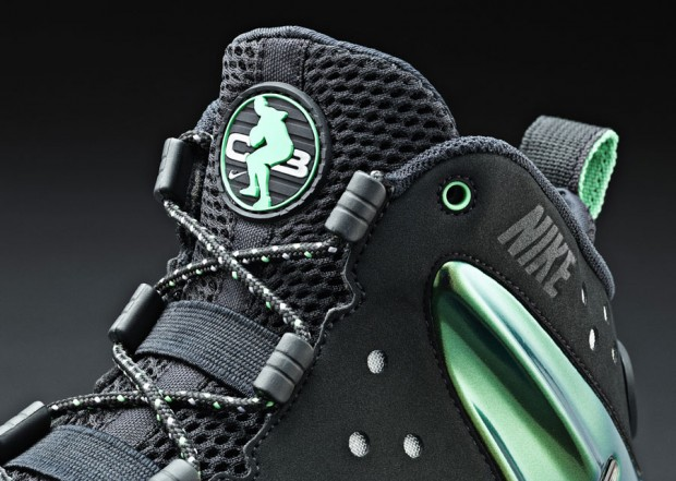 Nike - Barkley Posite Max 'Metallic Green'